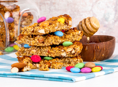 Smarties® Chocolate Cereal Bars