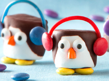 Smarties® Marshmallow Penguins